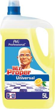 Mr. Proper allesreiniger, citroen, fles van 5 liter