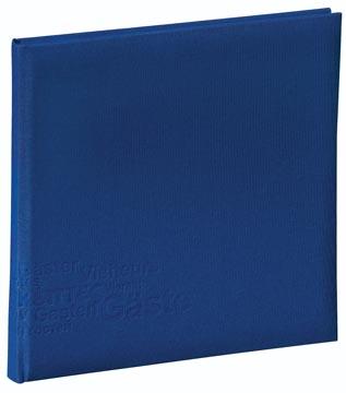 Pagna gastenboek Europe blauw