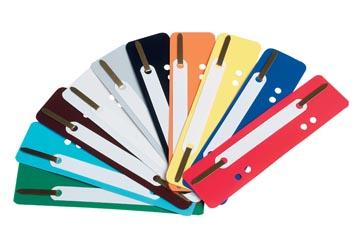 Snelhechter, geassorteerde kleuren, doos van 250 stuks