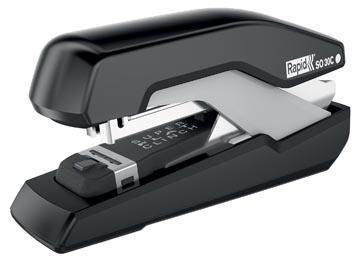 Rapid nietmachine SO30C Flat Clinch zwart