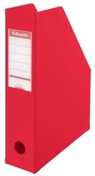 Esselte VIVIDA tijdschriftencassette, ft A4, karton, rood