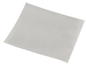 Tenzalopes zelfklevend documentenmapje ft A5, blanco, doos van 1000 stuks