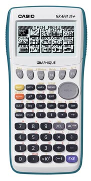 Grafische rekenmachines