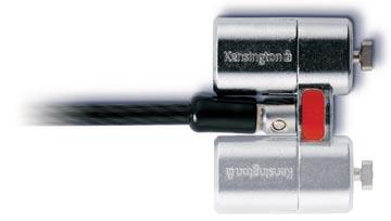 Kensington ClickSafe laptopslot met sleutel