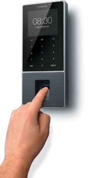 Safescan tijdsregistratiesysteem TimeMoto 828